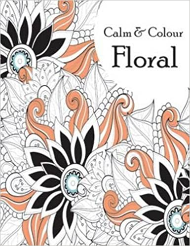 calm and colour - floral