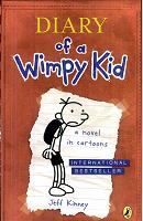 diary of a wimpy kid Book 1: Diary of a Wimpy Kid