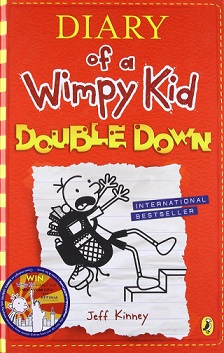 diary of a wimpy kid Book 11: Double Down
