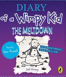 diary of a wimpy kid Book 13: The Meltdown