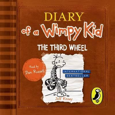 diary of a wimpy kid Book 7: The Third Wheel