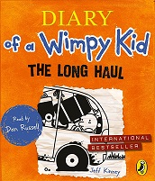 diary of a wimpy kid Book 9: The Long Haul