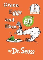Dr seus - green eggs and ham #1