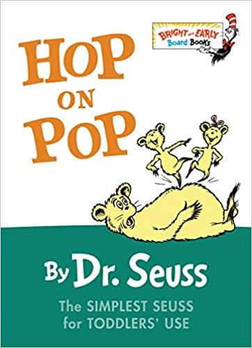 Dr seus - hop on pop