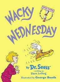 Dr seus - wacky Wednesday