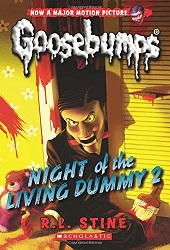 GooseBumps  - night of the living dummy 2