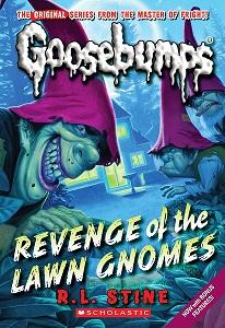 GooseBumps  - revenge of the lawn gnomes