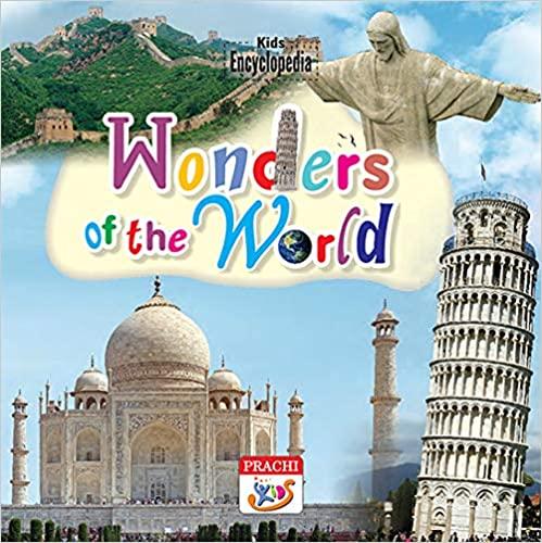kids encyclopedia - wonders of the world