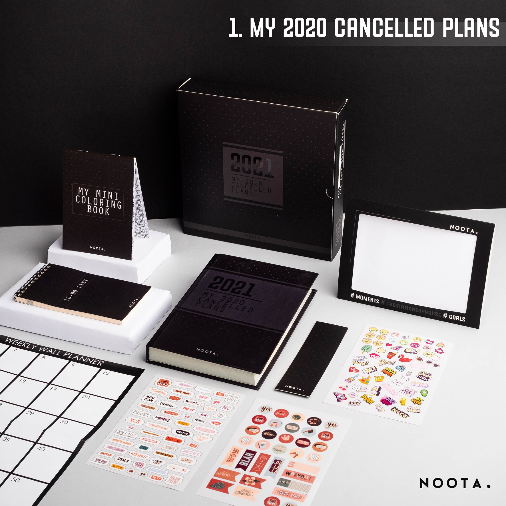 Noota - 2021 - My 2020 Cancelled Plans